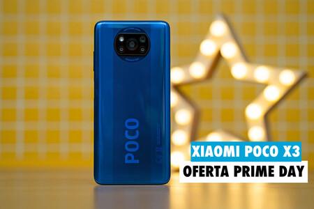 Poco X3 NFC, un móvil 'gaming' de Xiaomi con 120Hz, por menos de 200 euros durante el Prime Day de Amazon