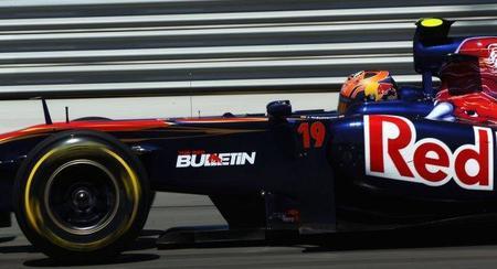 GP de Turquía F1 2011: Jaime Alguersuari sufre por los neumáticos y es decimosexto