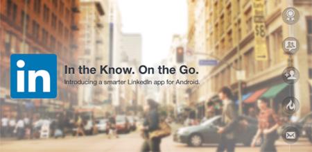 LinkedIn 3.0 para Android, ahora con nueva interfaz y más social