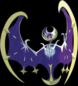 Pokemon Sol Luna Lunala