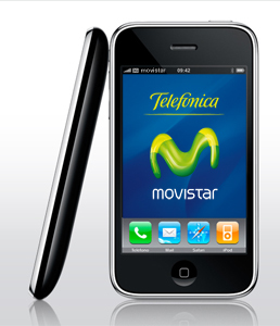 … y Movistar nos traerá el iPhone