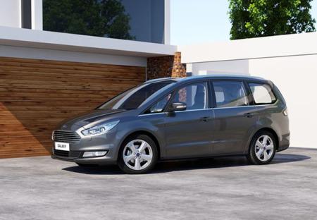 Ford Galaxy, o cómo los europeos le enseñan a hacer minivanes a los americanos