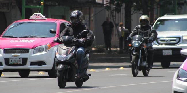 Verificación motos CDMX