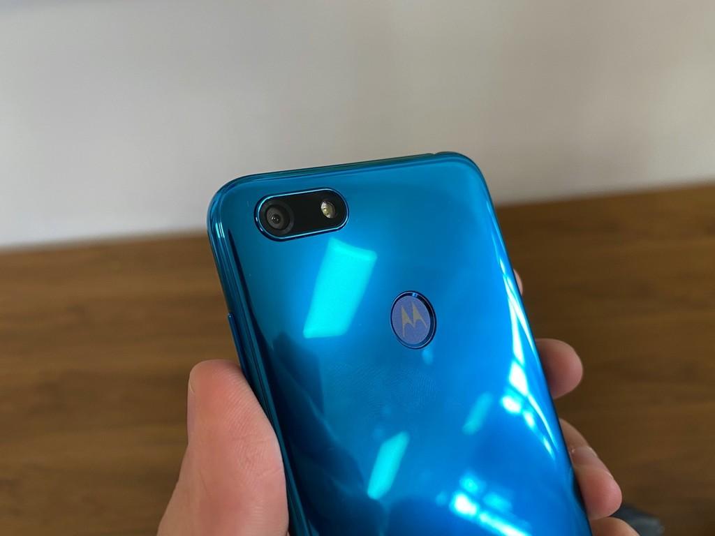 Motorola Moto E6 Play: uma única câmera e Android 9.0 Pé quase sem personalização para conquistar a gama de entrada
