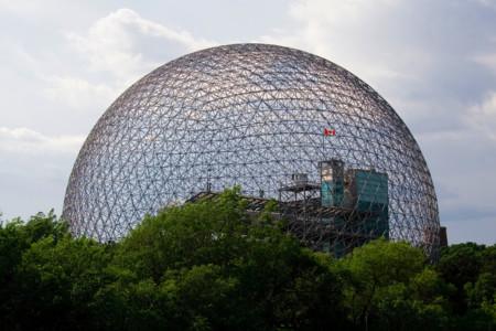Siete edificios que parecen venidos del futuro