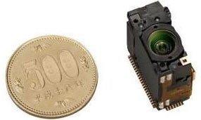 CCD de 5 megapíxeles para móviles