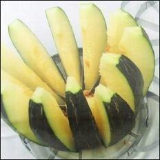 Troceador de melón