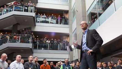 Con la Microsoft de Satya Nadella ganamos todos