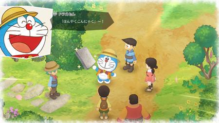 Primer tráiler de Doraemon: Nobita no Bokujou Monogatari, el debut del gato cósmico en Switch