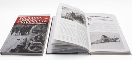 Soldados en motocicleta, dos libros sobre el papel de las motos en las guerras