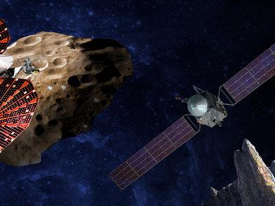 La NASA quiere ir a dos de los lugares más raros del sistema solar