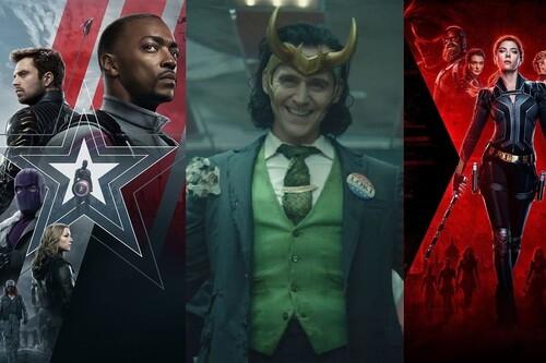 Todas las películas y series de la Fase 4 de Marvel que están por llegar en 2021 tras el final de 'Bruja Escarlata y Visión'