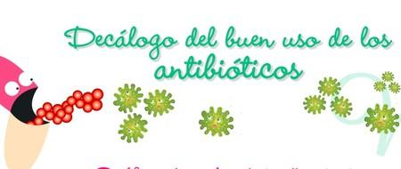 Decálogo buen uso antibióticos