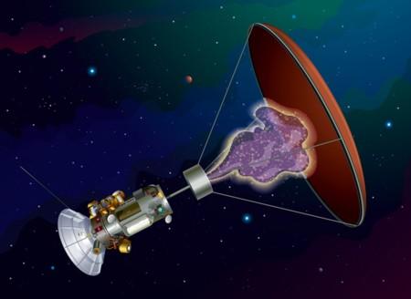 Las naves impulsadas por antimateria podrían ser la clave para los viajes interestelares
