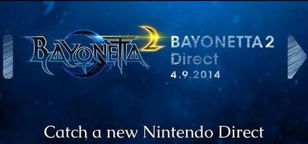 Bayonetta 2 Direct se transmitirá el 4 de septiembre
