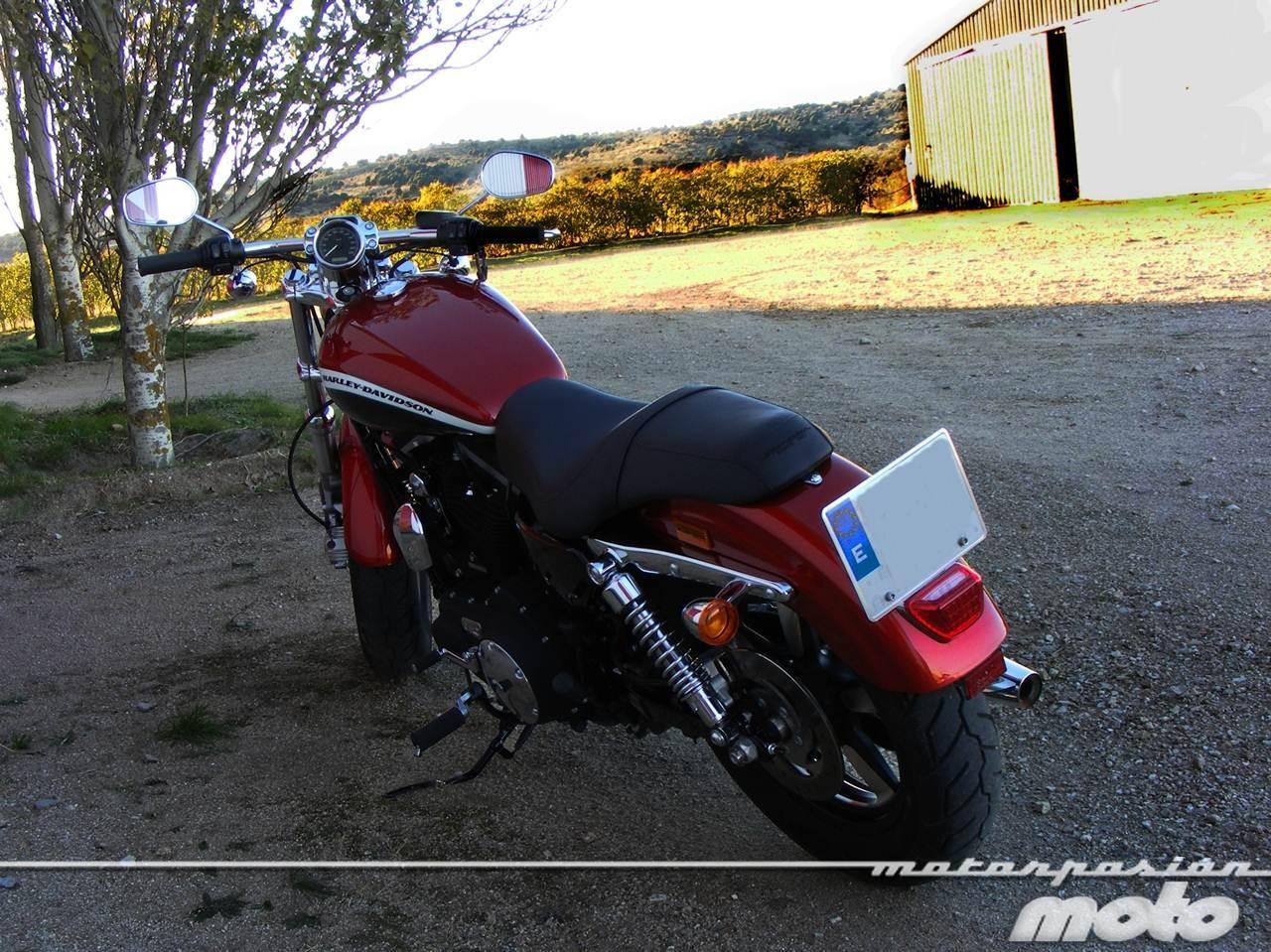 Foto de Harley-Davidson XR 1200CA Custom Limited (53/65)