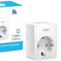 El mini enchufe TP-Link Tapo P100 está de oferta del día en Amazon por 10,99 euros: controla tus accesorios por Wi-Fi