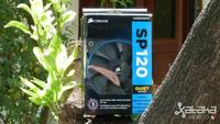 Corsair SP120 Silent Edition, análisis