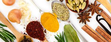 Di adiós a las salsas y hola a las especias: la alternativa saludable para dar sabor a tus platos