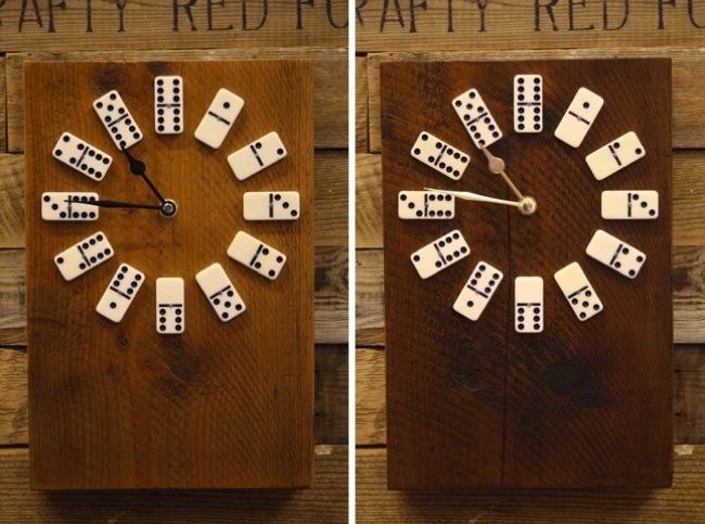relojes dominó