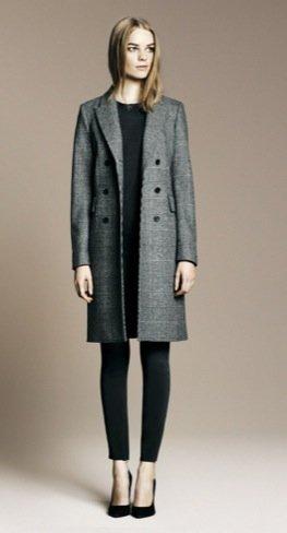 Zara Otoño-Invierno 2010/2011 abrigo