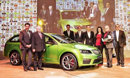 Škoda vende por primera vez más de un millón de coches en menos de un año
