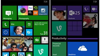 Ya se puede descargar la versión 'Preview for Developers' de Windows Phone 8.1 Update 1