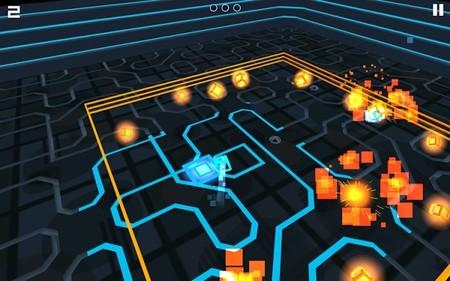 Cybergon, un nuevo juego para matar el tiempo