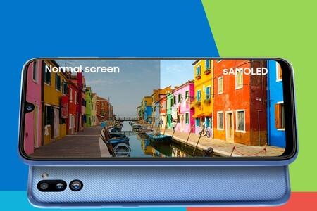 Samsung Galaxy M21 2021: el gama media con gran batería cambia de traje