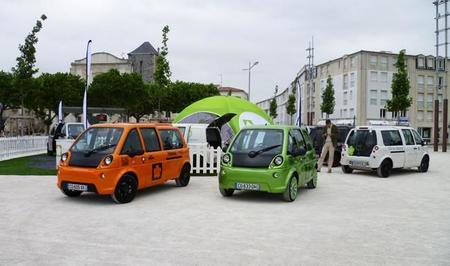 Mia Electric vende 100 coches eléctricos a EDF