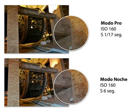 Huawei P30 Pro Comp Noche Pro Luz