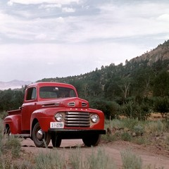 Foto 1 de 9 de la galería historia-camionetas-ford en Motorpasión México