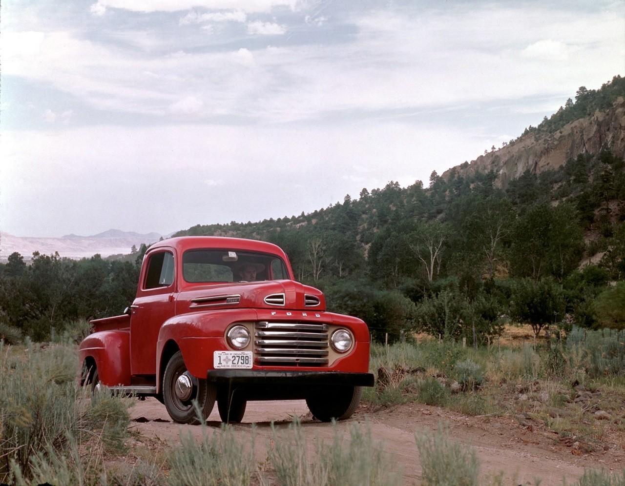 Foto de Historia camionetas Ford (1/9)