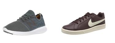 Chollos en tallas sueltas de zapatillas Nike, Puma o New Balance en Amazon