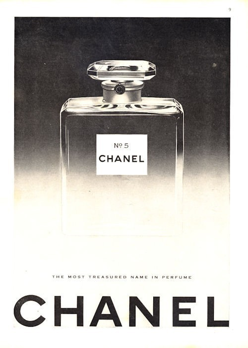 Foto de Chanel No. 5 - publicidad del 30 al 60 (6/61)