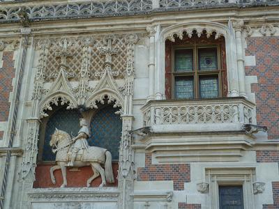 Valle del Loira: Castillo Real de Blois