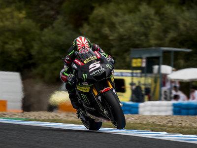 Un espectacular Johann Zarco roza su primer podio de MotoGP en Jerez