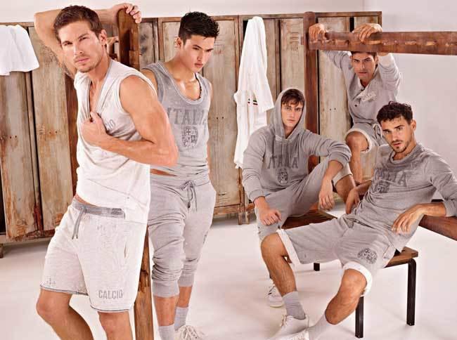 Dolce&Gabbana Gym Otoño-Inverno 2012/2013