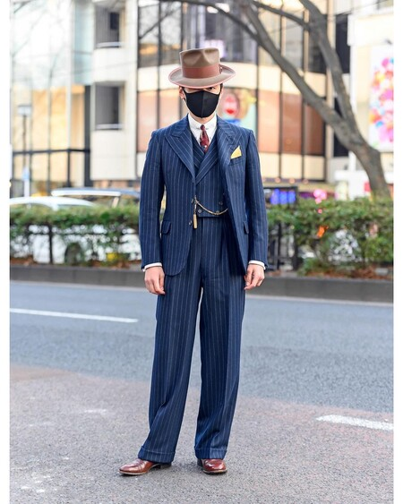 El Mejor Street Style De La Semana Nos Lleva A Descubrir La Eclectica Escena De Las Calles De Tokio 5
