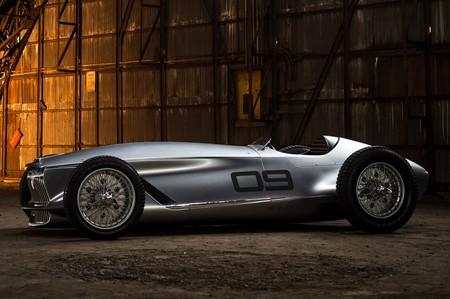 Infiniti Prototype 9 Concept, un tributo moderno a los autos de carreras de antaño