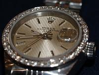Rolex con dinero público.