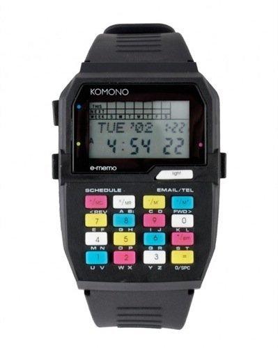 Nuevos relojes de Komono: la alternativa a los G-Shock
