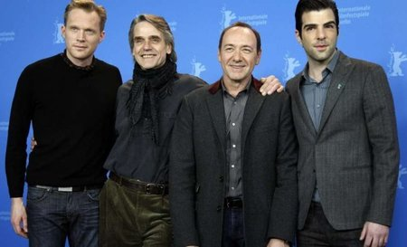 Berlinale 2011: 'Margin Call', la tragedia de los tiburones