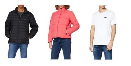 Chollos en tallas sueltas de abrigos, camisetas y vestidos de marcas como Levi's, Tommy Hilfiger o Desigual en Amazon