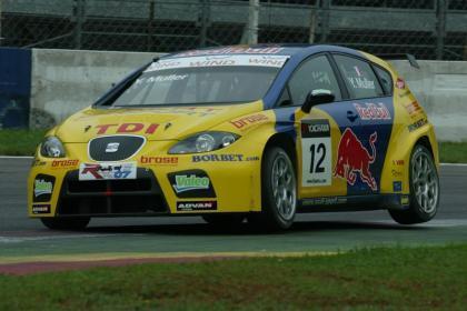 SEAT domina los entrenamientos en Curitiba