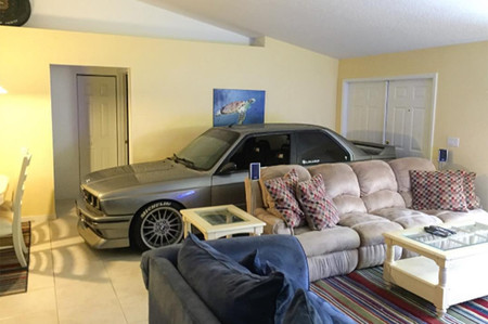 BMW M3 E30 Huracán