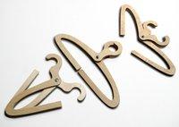 Split Hanger, la percha perfecta para colgar toda la ropa