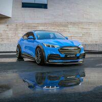 Ford Mustang Mach-E by Motion R Design: por si quieres un look llamativo con muchos detalles de deportivo
