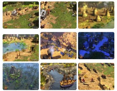 Age of Empires III ya en binario universal