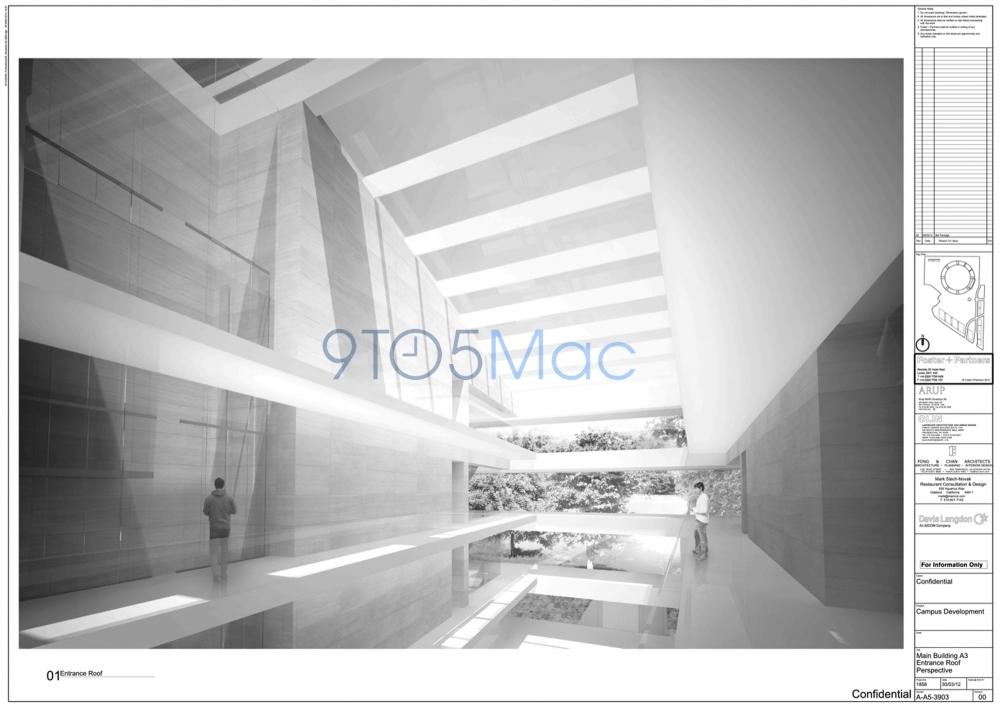 Foto de Nuevo campus de Apple (6/9)